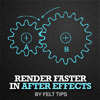 how to make after effects render faster